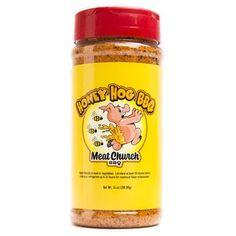 Meat Church Meat Rubs, Bbq Meat, Pork Ribs, Pulled Pork, Rib Rub, Meat Seasoning, Bbq Pitmasters, Honey Bbq, Shaker Bottle