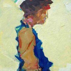 Ruth Franklin, untitled, (rf1292), 2013 acrylic on canvas, 30 x 30 inches