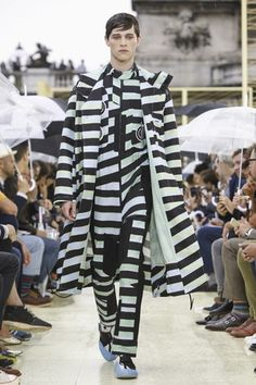 Kenzo Menswear Spring Summer 2015 Paris - NOWFASHION