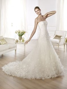 Pronovias: Orber at Bellasposa Bridal & Photography 11450 4th Street Suite 103-104 Rancho Cucamonga, CA 91730; 909-758-0176