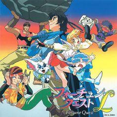 Fortune Quest L Original Soundtrack
