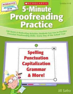 Easy & Quick Proofreading