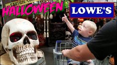 Halloween Decorations At Lowe's | Complete Walkthrough Of Fall Decor | H...