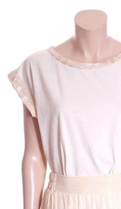 Camiseta Argot y Margot de su colección verano 2014, disponible en nuestra eshop www.therenewstore.com