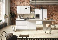 Cucine design economiche: alto design accessibile con First   Snaidero