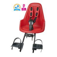 Predná detská sedačka BOBIKE mini ONE, červená - Pecobikes.sk