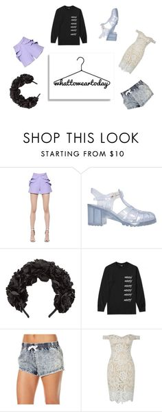 """""""Suggestions!"""" by adele-ioannou ❤ liked on Polyvore featuring Elie Saab, Gucci, Stussy, Santa Cruz Skateboards and WithChic"""