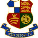 WEALDSTONE FC    - WEALDSTONE - london borough of HARROW