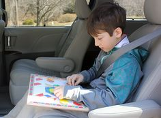 Travel Toys: Fine Motor Fun on the Run ... Suggestions from special needs consultant Dr. Melissa Liguori, Ed. D
