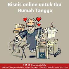 Bisnis Online Ibu Rumah Tangga  % ❟     http://saya.semuada.com/es