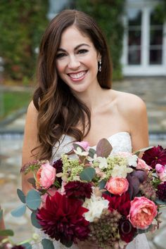 Photography: Christian Oth Studio - christianothstudio.com   Read More on SMP: http://www.stylemepretty.com/2016/03/04/warm-rustic-upstate-new-york-fall-wedding/