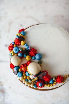 vanilla cake - my name is yeh: