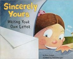 Sincerely+Yours:+Writing+Your+Own+Letter