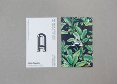 Illustrated Business Cards
