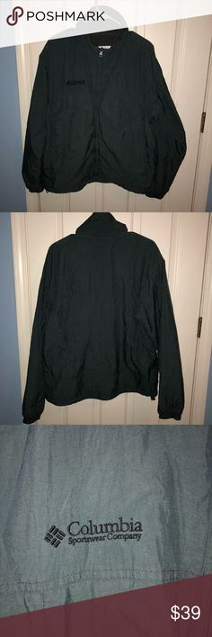 Vintage Columbia Core Jacket This is a Vintage Columbia sportswear jacket with a fleece core and thick build to ensure a warm core and a stylish classic look at the same time. Columbia Jackets & Coats Performance Jackets