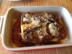 Macchialina's Lasagna May Be The Best In Town