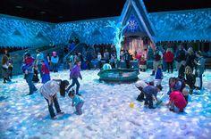 Frozen #DisneylandCalifornia