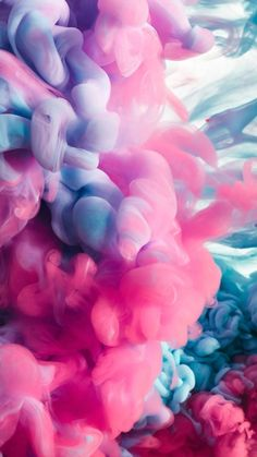 Smoke Wallpaper, Watercolor Wallpaper Iphone, Cute Wallpaper Backgrounds, Wallpaper Iphone Cute, Pretty Wallpapers, Tumblr Wallpaper, Pink Wallpaper, Colorful Wallpaper, Galaxy Wallpaper
