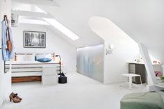 Vind i Änggården Hem, Loft, Furniture, Home Decor, Decoration Home, Room Decor, Lofts, Home Furnishings, Home Interior Design