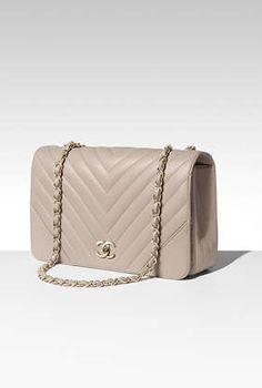 Chanel Flap Bag - 6.7 x 10.6 x 2.8 $3000