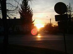 Burned sun
