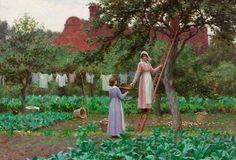 Edmund Blair Leighton 1852-1922