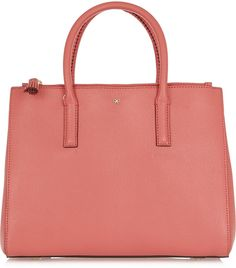 Anya Hindmarch Ebury small textured-leather tote