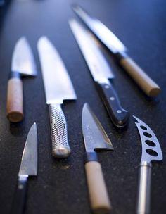 un tout inox l gant et professionnel les couteaux de la collection orion trouvent leur place. Black Bedroom Furniture Sets. Home Design Ideas