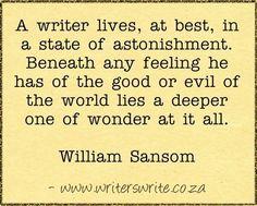 William Sansom