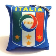 Italy Cushion Pillow Keychain