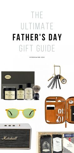The only Father's Day gift guide you'll need