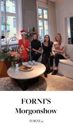 FORNI har släppt sin första morgonshow! Klicka på länken för att läsa mer!