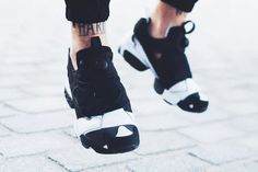 """24 Kilates x 11 by Boris Bidjan Saberi x Reebok Insta Pump Fury B/W"" https://sumally.com/p/1465788?object_id=ref%3AkwHOAAF7KoGhcM4AFl28%3APEE6 Reebok Pump Fury, Kicks Shoes, Shoes Sneakers"
