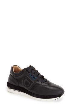 Salvatore Ferragamo  Morgan  Wedge Sneaker (Women) Italian Sneakers 0481fa77b