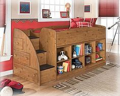 Loft Beds for Small Rooms Boys | child's loft bed, wash basin