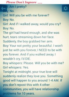 So cute! The last part is weird and interesting but the rest is cute!
