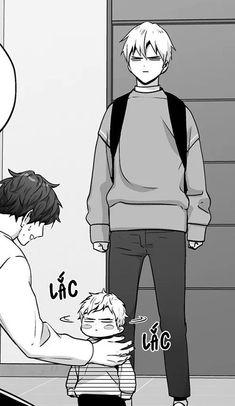 Manga Anime, Manga Bl, Manhwa Manga, Otaku Anime, Manga Cute, Cute Anime Guys, Bl Comics, Anime Faces Expressions, Familia Anime