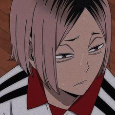 Haikyuu Kageyama, Kenma Kozume, Kuroken, Haikyuu Anime, Aesthetic Drawing, Aesthetic Anime, Anime People, Anime Guys, Eyes Game