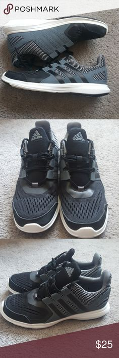 Didn't fit me so it was never used. 3.5 kids adidas shoes was never worn. adidas Shoes