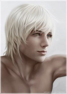 Taylor is a man with eyes like a cat. his right eye is golden, his left eye is blue-green. he has blond crazy hair, he looks like an angel, 5th place
