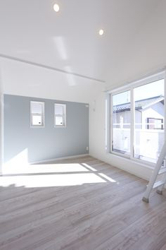 New Room, Tile Floor, Windows, Flooring, Living Room, Interior, House, Houses, Indoor