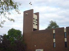 Bonn Pfarrkirche Heilig Kreuz - Heilig-Kreuz-Kirche (Limperich) – Wikipedia
