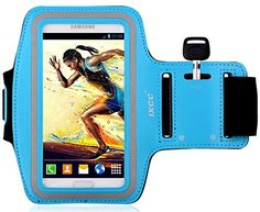 [Samsung Galaxy S5 Armband] iXCC ® Racer Series Easy Fitting [Sport Gym Bike Cycle Jogging Running Walking ] Armband - Featured with Scratch-Resistant Material, Slim Lightweight, Dual Arm-Size Slots (for Small and Large Arms), Sweat Proof and Key Pocket [Blue] iXCC http://www.amazon.com/dp/B00OVT2ZBS/ref=cm_sw_r_pi_dp_TAOywb0FN6XZX