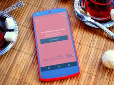 OIkhali App Waiting Screen by Ahmad Firoz
