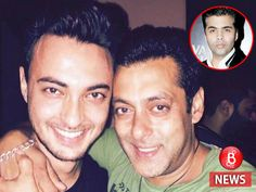 Salman Khan is all set to launch his brother in law Aayush Sharma through a love story based in Gujarat - read on to get all the details here! - Salman Khan confirms brother in law Aayush Sharma's first film will go on floors in February 2018 Bollywood Actors, Bollywood News, Bollywood Updates, Arjun Kapoor, Next Film, Karan Johar, Katrina Kaif, Salman Khan, Celebrity News
