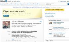 LinkedIn Tips nr 2 – Fra null til 100%  http://jobbportalen.no/blogg/linkedin-tips-nr-2