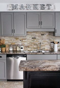 How To Paint Kitchen Cabinets, Diy, Home Improvement, How To, Kitchen  Cabinets