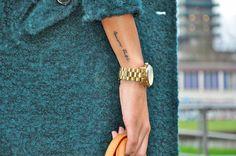 Amor fati tattoo