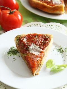 Tarte tatin aux tomates : la recette facile