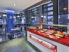 Barceló Cádiz, Cadix Restaurante buffet